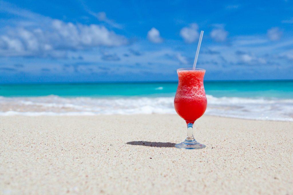Strand og drik
