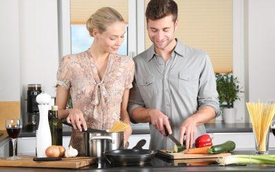 Få plads til at udleve dine maddrømme