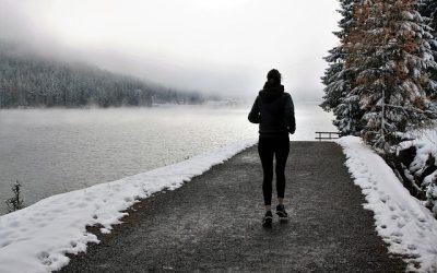 Glæden ved vintertræning og en lækker kostplan